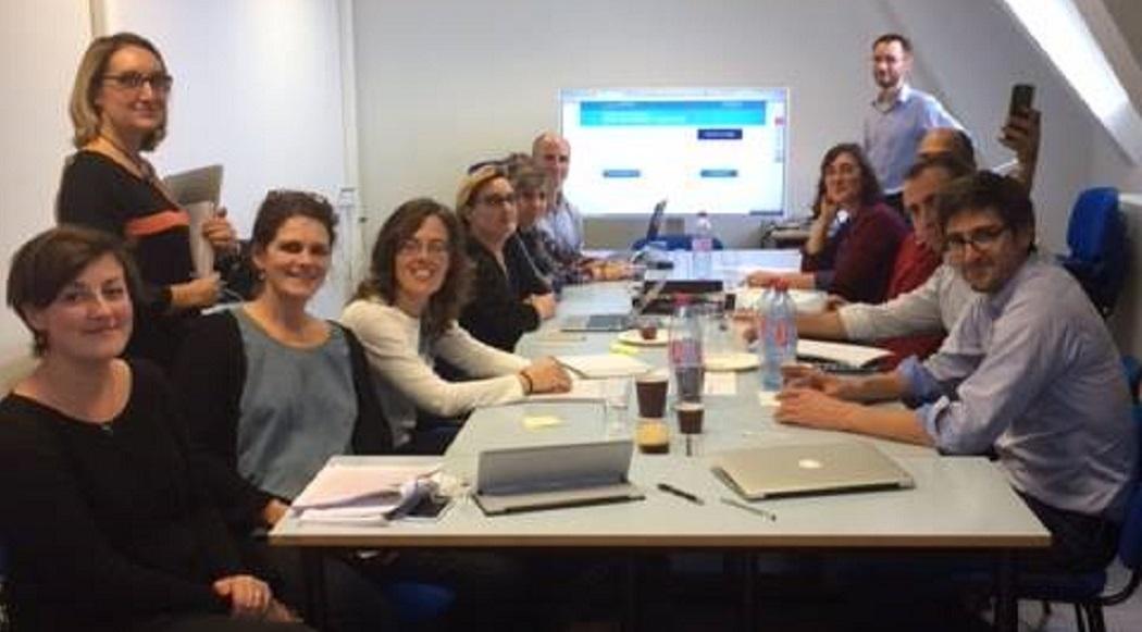 4ème réunion transnationale à Bordeaux organisée par Interaction Healthcare