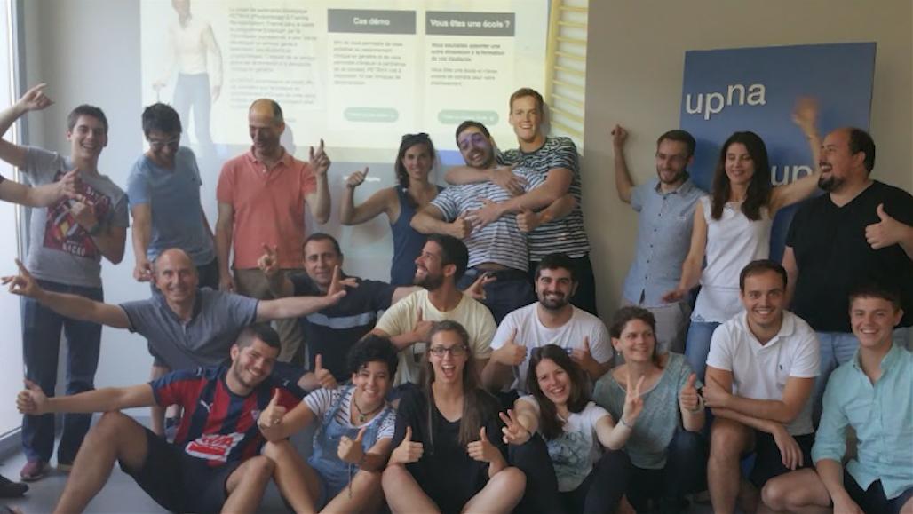Summer Class in Tudela